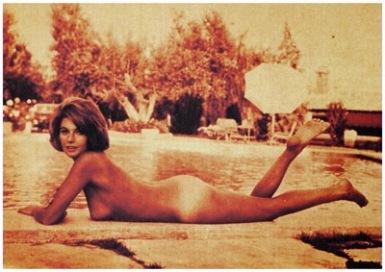 Nackt Geneviève Rioux  Geneviève Rioux