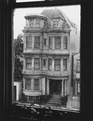 Victorian House, San Francisco,  1963
