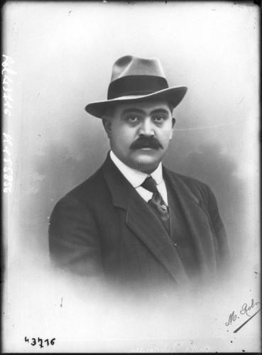 Bailey of Hollywood Men Litvack Fedora